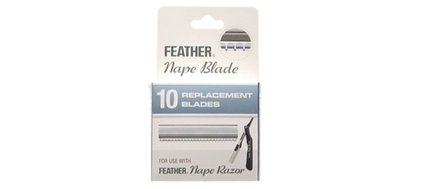 Feather Nape & Body Razor Blades