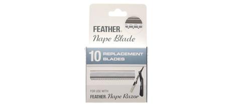 Feather Nape & Body Razor Blades